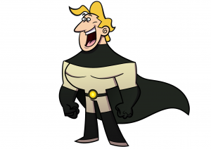Cartoon Bullet 3